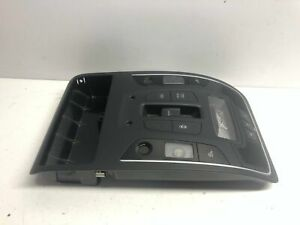 AUDI-A6-S6-C7-A7-S7-Headliner-Lighting-With-Sunroof-Buttons-Black-4G0947135G