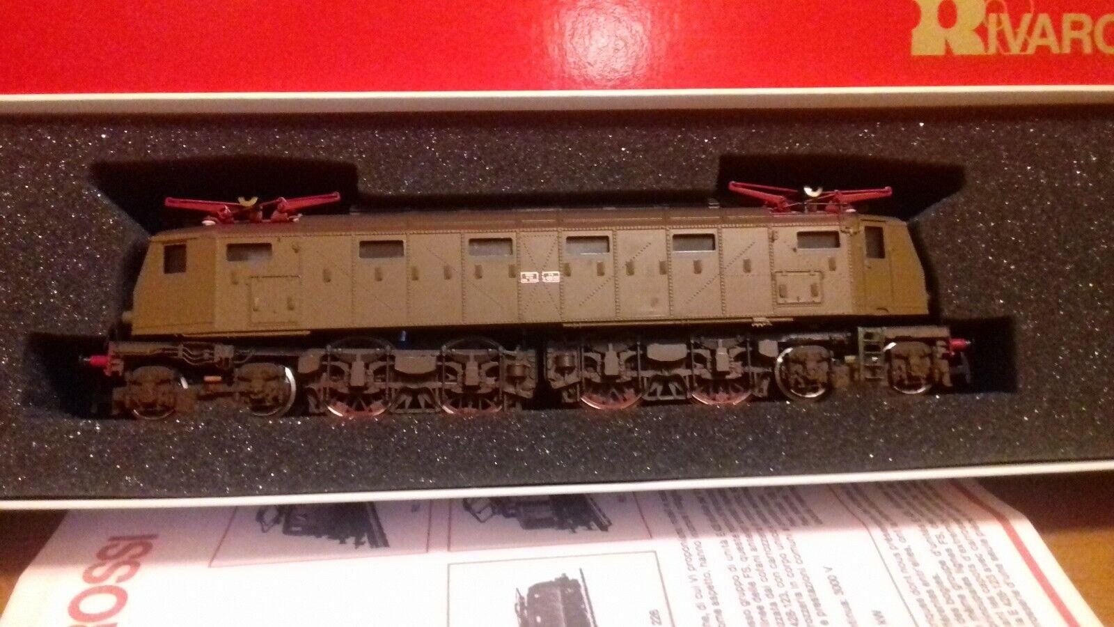 Locomotore elettrico RIVAROSSI  E428.123 FS 2°serie Art.1461   1