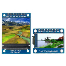 St7735 Drive Tft Display 096 13 Inch Ips 7p Spi Hd 65k Full Color Lcd Module