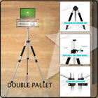 Double Pallet Design for Laptop+Projector w/ Tray Holder Tripod Mounts&Stands