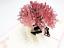 Handmade-3D-Pop-Up-Japanese-Cherry-Blossom-Tree-Anime-Valentine-Female-Card-5L thumbnail 1