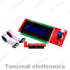 Display 20x4 2004 Reprap Mendel Prusa Ramps 1.4 LCD Printer Stampante 3D Arduino