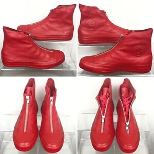 converse rouge 36.5