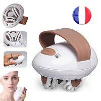 Appareil De Massage 3d Anti-cellulite Electrique Minceur Massage Corps Visage