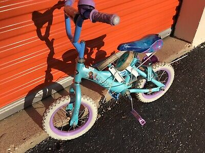 Kids Toddler Bicycle 12 Inch With Training Wheels Ebay