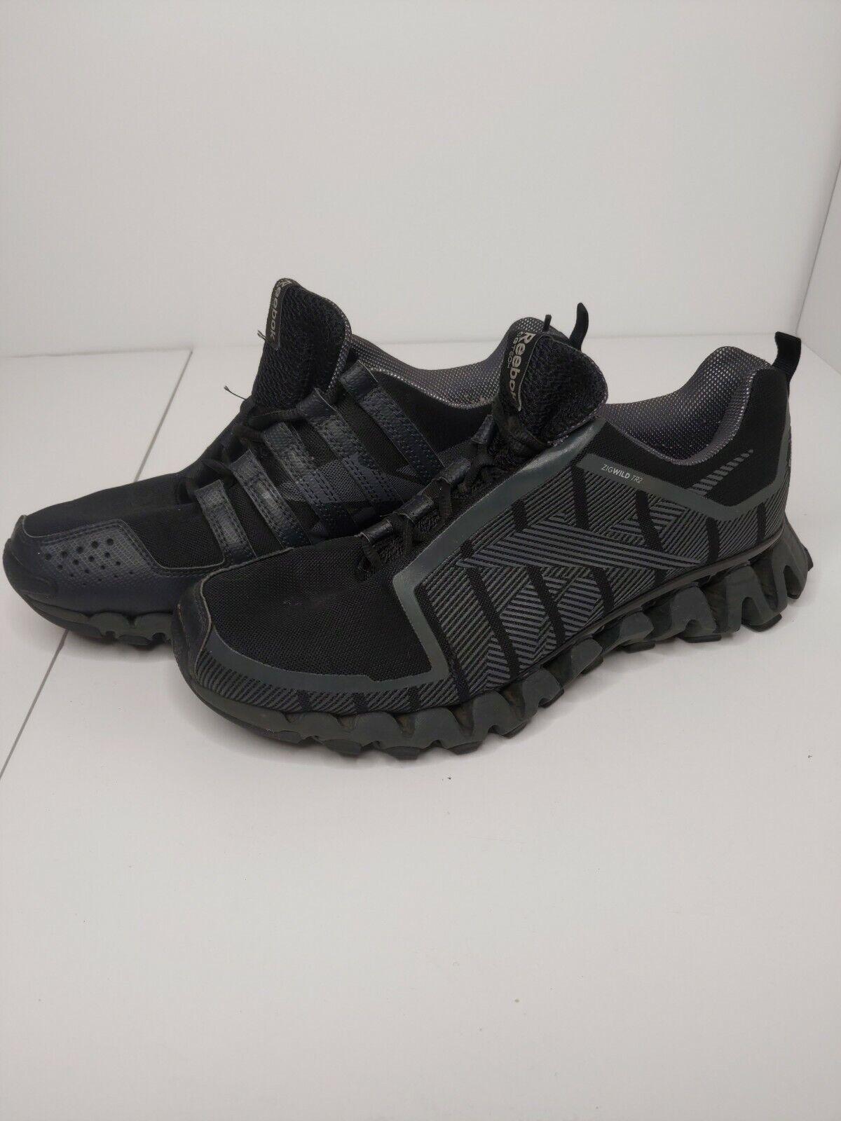 Reebok Zigwild TR 2 Mens Size 8 Black