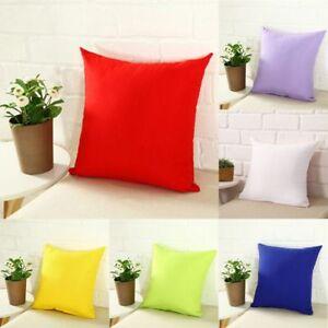 Solid-Cotton-European-Color-Sofa-Cushions-45-45cm-Pillow-Case-Home-Decor