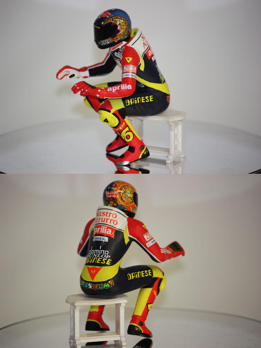 Minichamps MotoGP 250  Figurine V. Rossi 1998 1 12 312980056