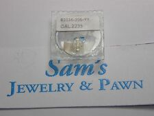 Genuine Rolex Seal Package Sliding Pinion Clutch Wheel Caliber 2230  P#2235-205