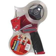 3m Scotch Tape Gun Dispenser With 2 Heavy Duty 3850 Shipping Packaging Rolls