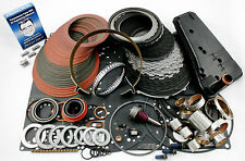 E4OD Ford Transmission Red Eagle Powerpack Rebuild Deluxe Kit 1989-95 Level 2