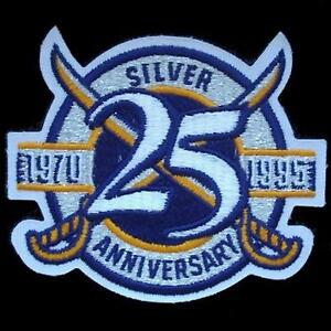 NHL-BUFFALO-SABRES-25TH-ANNIVERSARY-PATCH