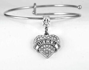 Dream-Bracelet-Dreamer-bracelet-Dreams-come-true-bracelet-Crystal-Heart