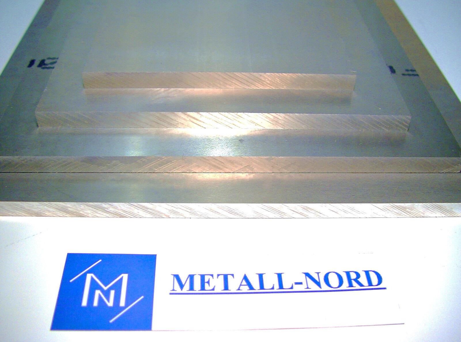 Präziser Aluminium ZUSCHNITT  10mm  HOCHFEST AW-7075 AlZnMgCu1,5 aluminum sheet  | Fein Verarbeitet