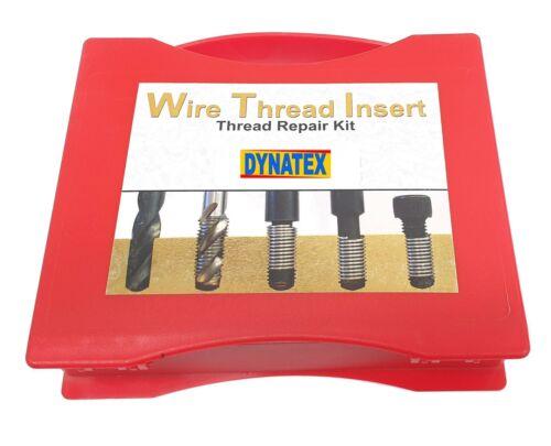 Industrial M5 5mm x 0.8mm Helicoil Thread Repair Kit & Insert In ...