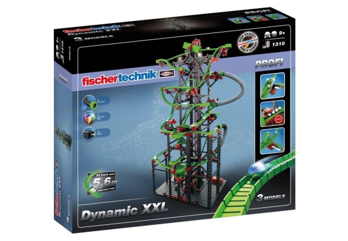 Fischertechnik Dynamic XXL Kuyellowahn 544619 NEU OVP