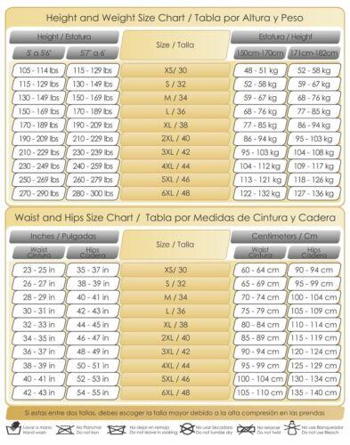 BODY REDUCTOR 3 HOOKS BODYSUIT BUTT- LIFTER WAIST TRAINER FAJAS COLOMBIANAS