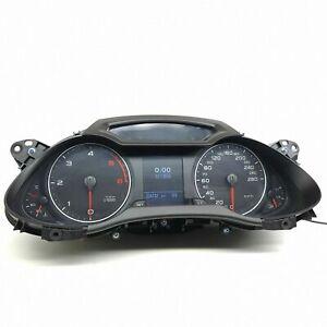 Audi-A4-S4-B8-Diesel-Km-H-Compteur-de-Vitesse-Instrument-Cluster-8K0920930N