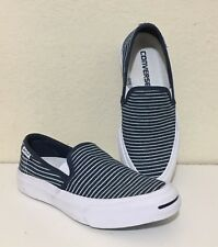CONVERSE UNISEX JACK PURCELL II SLIP ON Mouse Navy Mens 8 Womens 9.5 NEW NIB