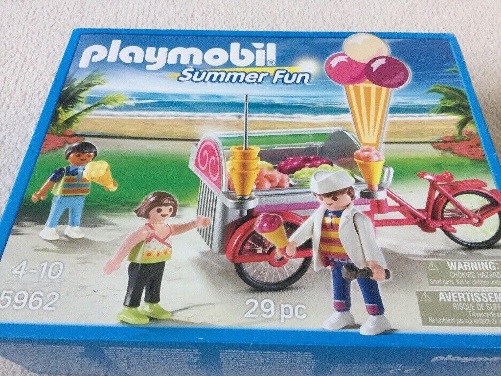 PLAYMOBIL  5962 Summer divertimento GELATO Set  risparmia il 60% di sconto e la spedizione veloce in tutto il mondo