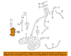 mercedes oem 12 14 ml350 fuel pump 1664702594 ebayimage is loading mercedes oem 12 14 ml350 fuel pump 1664702594