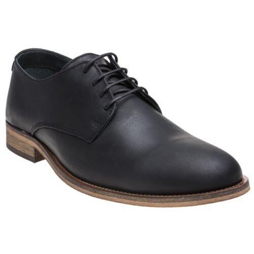 scarpe in Morden da pelle sole Nuove uomo suola nera tnxdfwtOY4