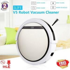 ILIFE-V5-Smart-Cleaning-Robot-Floor-Cleaner-Balayeuse-Automatique-balayeuse-NEW