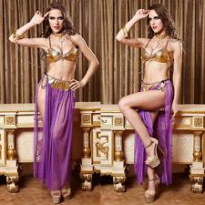 Sexy Lingerie Set Women Sequin Bra Tops Halloween Cosplay Costume Dance Dress