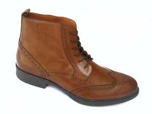 50 Eleganti Classiche Uomo Scontate Stafford Stivali Del 43 Scarpe twHqSn0