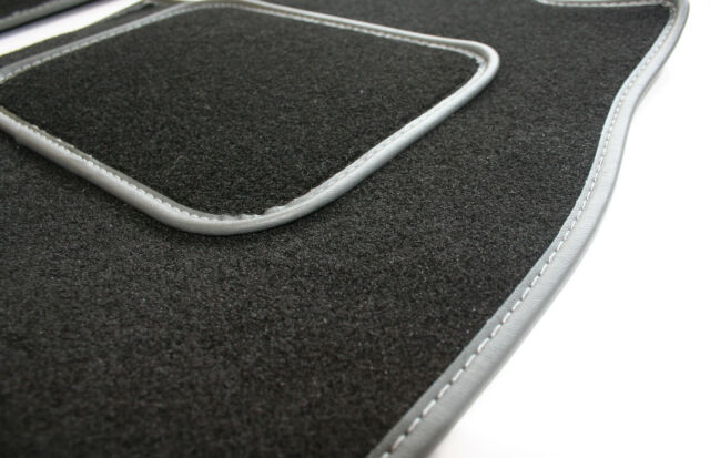 S3 Perfect Fit Black Carpet Car Mats for Audi A3 03 />