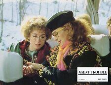 CATHERINE DENEUVE DOMINIQUE LAVANANT AGENT TROUBLE 1987 VINTAGE PHOTO N°4 MOCKY