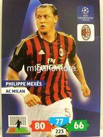 Adrenalyn XL Champions League 13/14 - Philippe Mexes - AC Milan