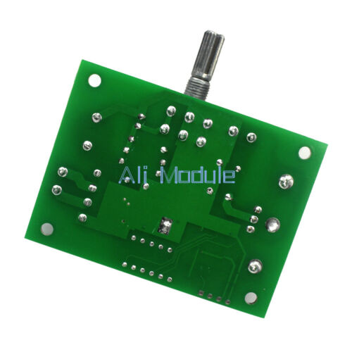 LM317 AC//DC Adjustable Voltage Regulator Step-down Power Supply LED Display Modu