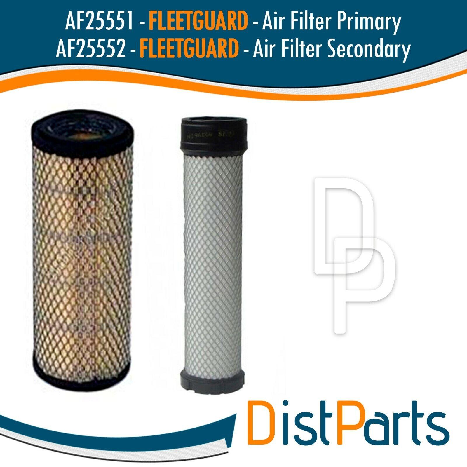AF25551 Fleetguard Air Filter Primary