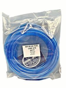Neuf-SPI-Bleu-Carburant-Ligne-Id-3-16-034-Pre-decoupe-Pour-20-FT-Sea-Doo-Kawasaki