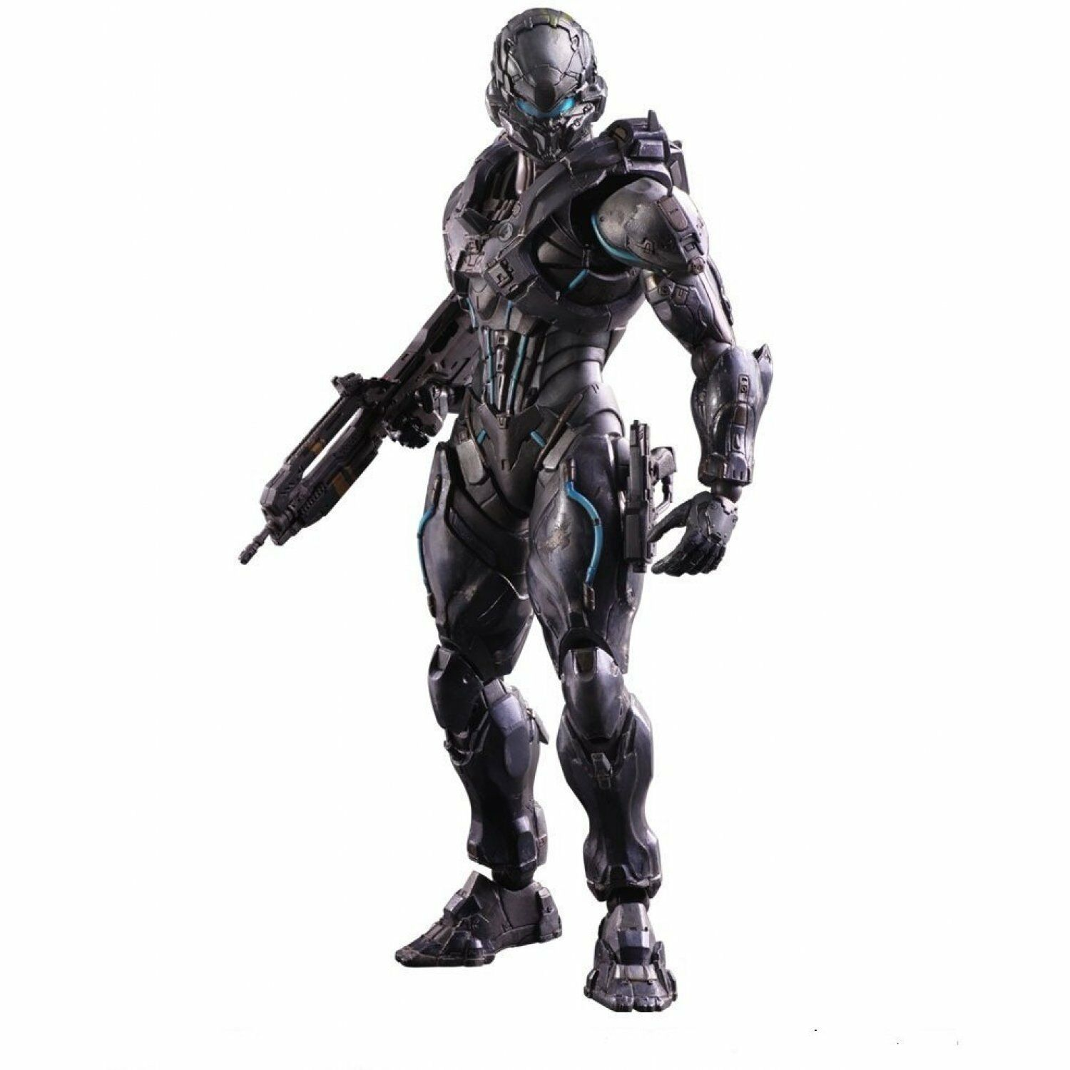 Halo 5 Spartan Locke 10 Play Arts Kai Figura de acción (Square Enix) NEW
