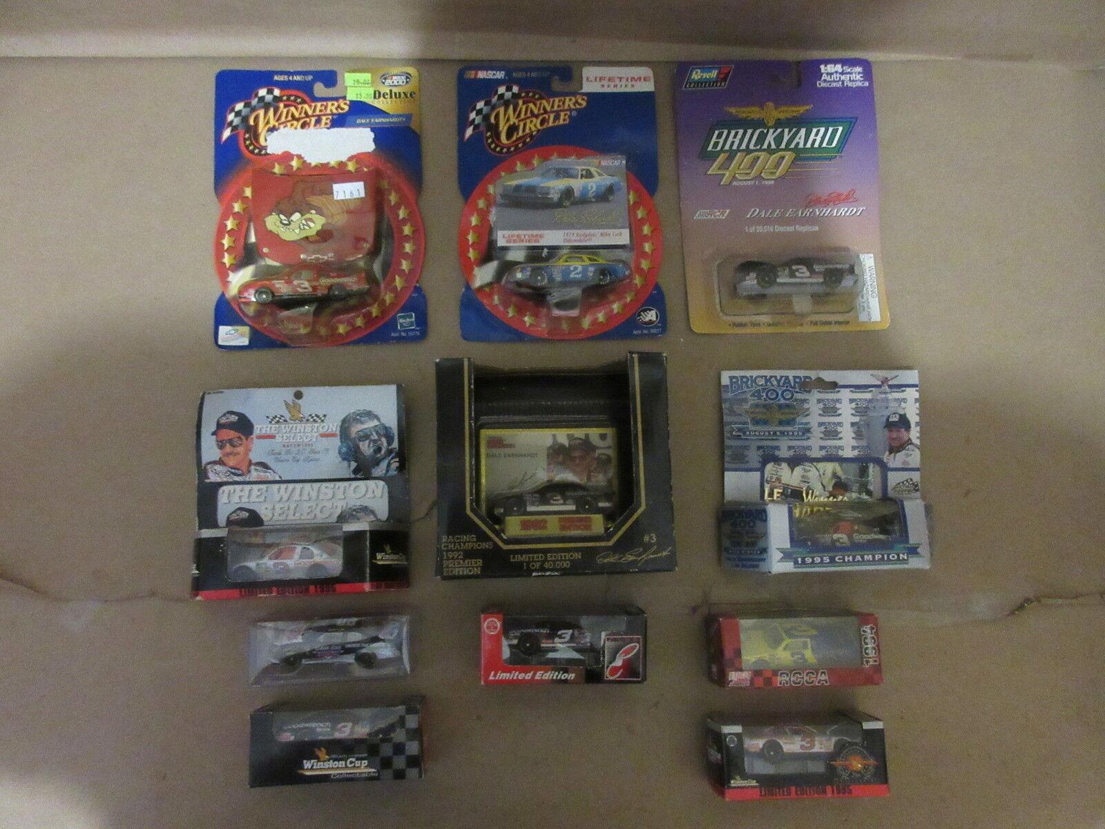 barato y de alta calidad 11 11 11 Different Dale Earnhardt 1 64 Scale Race Coches 1979-2003  popular