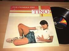 PARCHIS Tino POR VEZ PRIMERA Mexican Vinyl LP EX NM 1983 Timbiriche