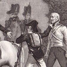 Grenadier Doublot Campagne Italie Grisons Napoléon Bonaparte André Masséna 1825