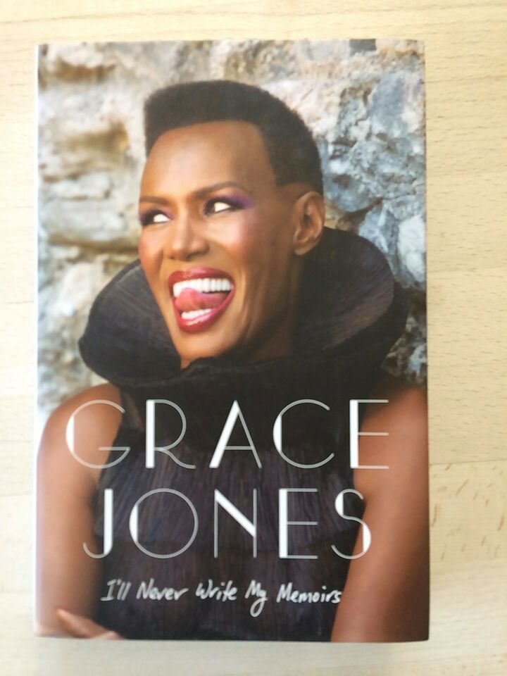 I'll never write my memoirs, Grace Jones, Paul Morley