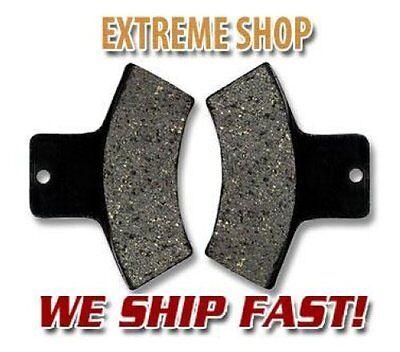 Fr+R Sintered brake Pads For Polaris MAGNUM 325 2x4 4x4 2001 2002