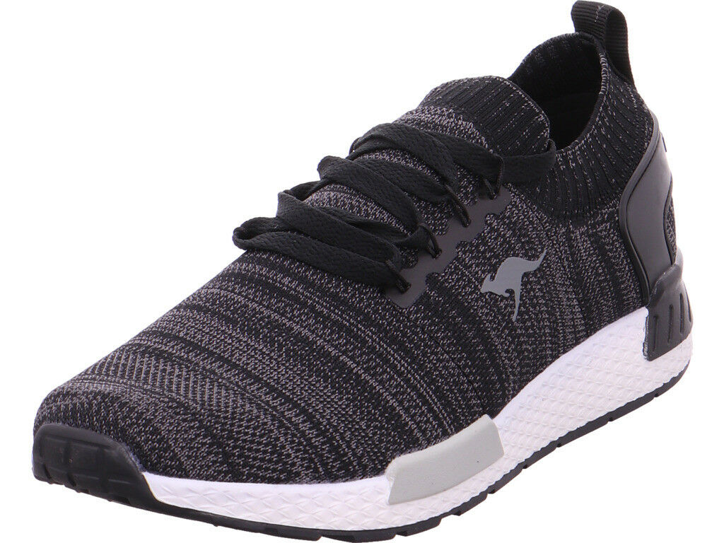 KangaROOS Uomo scarpe da ginnastica Nero | Eccellente valore  valore  valore  | Uomo/Donna Scarpa  9b0ced
