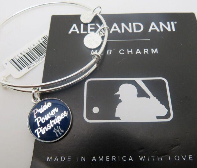 Yankees Bracelet Pride Pinstripes