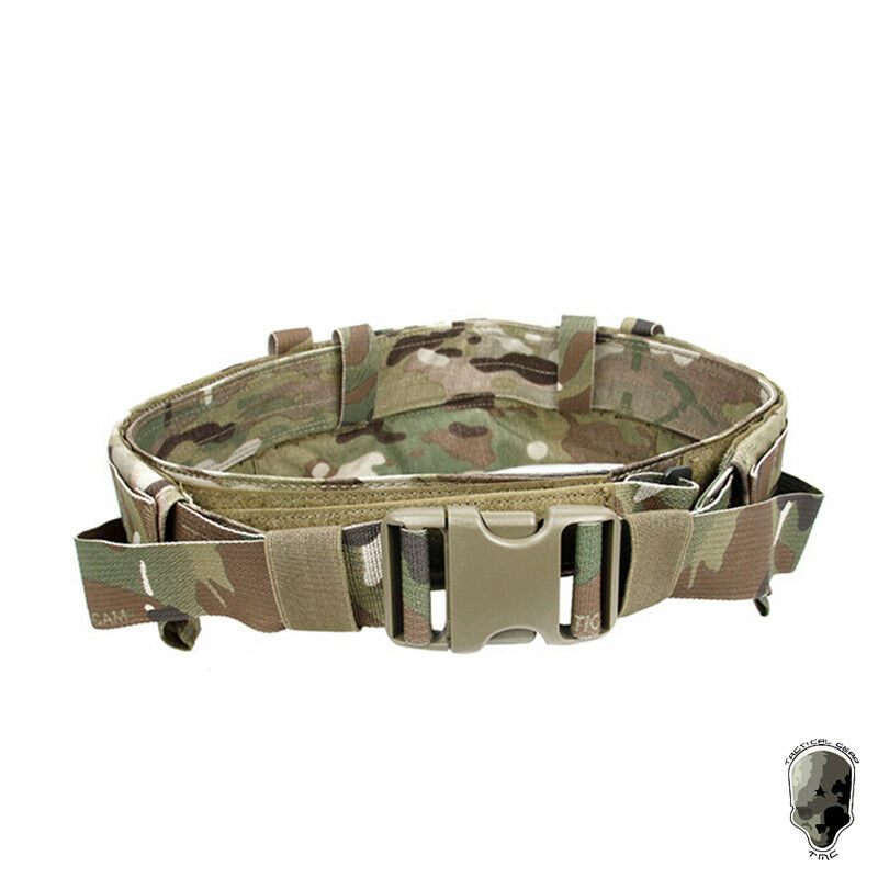 TMC MRB MOLLE Tactical Belt Lightweight Low Profile Modular Military Gear Army