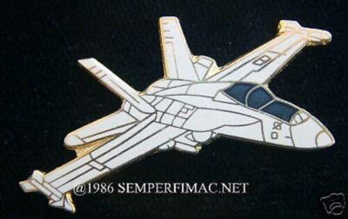 F-18 HORNET HAT PIN USS NAF MCAS US MARINES NAVY USS MCAS NAS NAF BLUE ANGELS