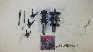 ktm-250-sxf-transmission-gears-gear-box-06-07-08-09-10-11-12