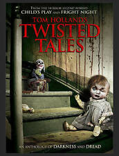 Tom Holland's Twisted Tales, Good DVD, William Forsythe, Danielle Harris, AJ Bow
