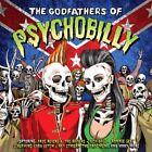 Godfathers of Psychobilly 180g 2lp Gatefold Vinyl Various Artists