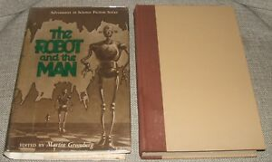 1953-First-in-Dust-Jacket-of-The-Robot-and-the-Man-Gnome-Press-Short-Stories