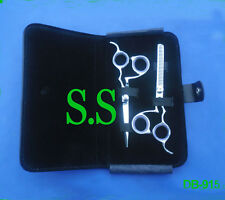 "6"" Professional Hair Dressing Scissors & Thinning Shear Scissors Kit DB-915"